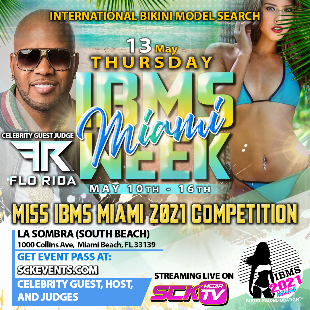 MISS IBMS MIAMI 2021 COMPETITION